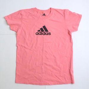 Adidas women's pink shirt Size S